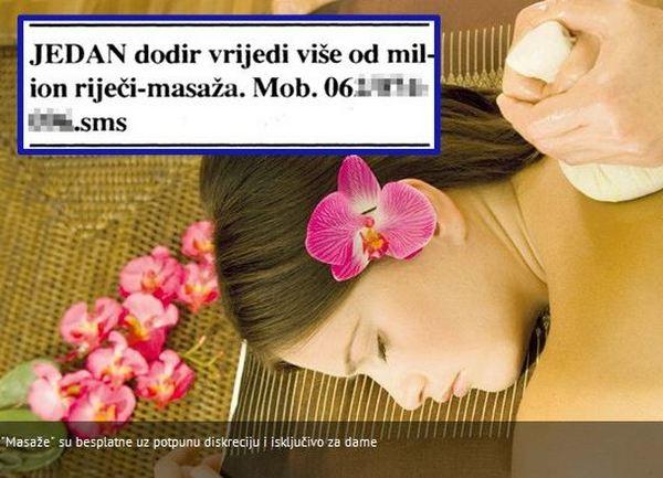 Besplatna kineska seks masaža